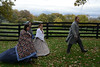 Civil War Reenactment - Dollinger Farm - Channahon, Illinois - October 18, 2014