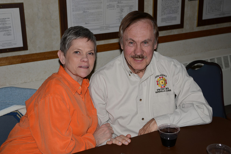 Fish Fry at the Naperville VFW - March 14, 2014