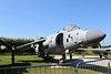 ZA195 BAE Harrier FRS2 @ Tangmere Military Aviation Museum 09.07.13
