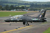 XX218 BAE Systems Hawk T1A @ Exeter Airport 22.08.14