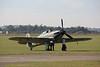 Z5140 Hawker Hurricane Mk XII G-HURI @ Duxford 08.09.12