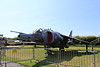 XV744 Hawker Siddeley Harrier GR3 @ Tangmere Aviation Museum 09.07.13