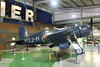 KD431 Vought F4U Corsair MkIV @ Fleet Air Arm Museum 30.05.14