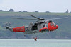 ZA137 / 20 Westland Sea King HU5 @ Plymouth 28.06.14