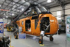 XA870 Westland WS55 Whirlwind HAR1 @ South Yorkshire Aircraft Museum 19.04.14