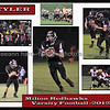 11x14 tyler collage football 2012