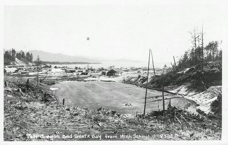 1951; new high school football field; rick pickens provided; date is est