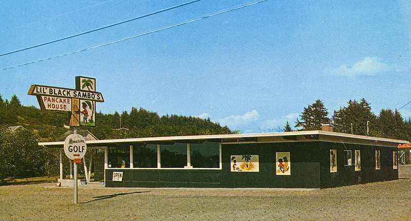 sambo's; 1966; lincoln city, or