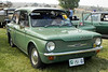19/10/2013 - Centenary of Canberra Rally at Tarago, 1963 Hillman Imp. My 1st car was a Hillman Imp!