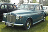 19/10/2013 - Centenary of Canberra Rally at Tarago, Rover P4 105R 1956 - 58