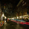 Water Street in Gastown. Long exposure.