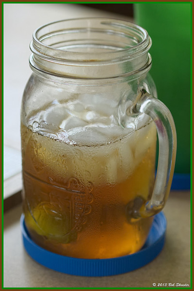 A Texas-Size Glass of Iced Tea