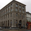 Bank of Scotland building on corner of Blythswood Street and Sauchiehall Street
