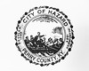 The official seal of the city of Hazard