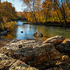 "Boulders along Shoal Creek, outside of Joplin, Missouri.<br /> <br /> Photo by Kyle Spradley |  <a href=""http://www.kspradleyphoto.com"">http://www.kspradleyphoto.com</a>"
