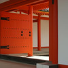 Kyoto Imperial Red Doorway