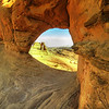 The Window to Delicate Arch