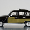 Altaya 1/43 Renault 4 Parisienne – looks just about right, though the rear lights are odd. Wheel are very good.