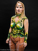 November Salt Lake Body Paint Leage Meetup Artist - Amber Frederick  Model - Bethany Barrera