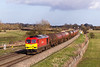 26th Feb 14:  60039 on the point od 6B33 the Murco empties fron Theale to Robeston at Shrivenham