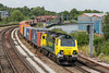2nd Jul 14:  Turkish Delight 70001 working 4O27 from Garston to Southampton