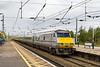19th May 2015:  DVT 82205 leads on1Y27 the 10.25 from Newcastle  to Kings Cross captured as it arrives at Newark Northgate