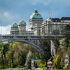 The Swiss Capitol Building, Bern
