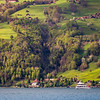 Across Thunersee, Switzerland