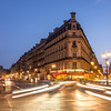 Evening Avenues, Paris