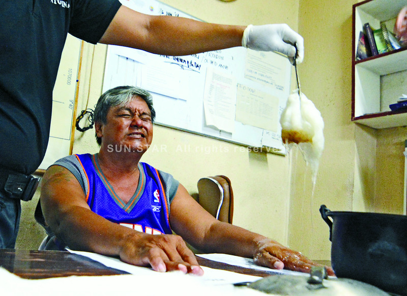 Councilman yields after Alcoy shooting