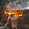 Fire hits Barangay 39, Bacolod