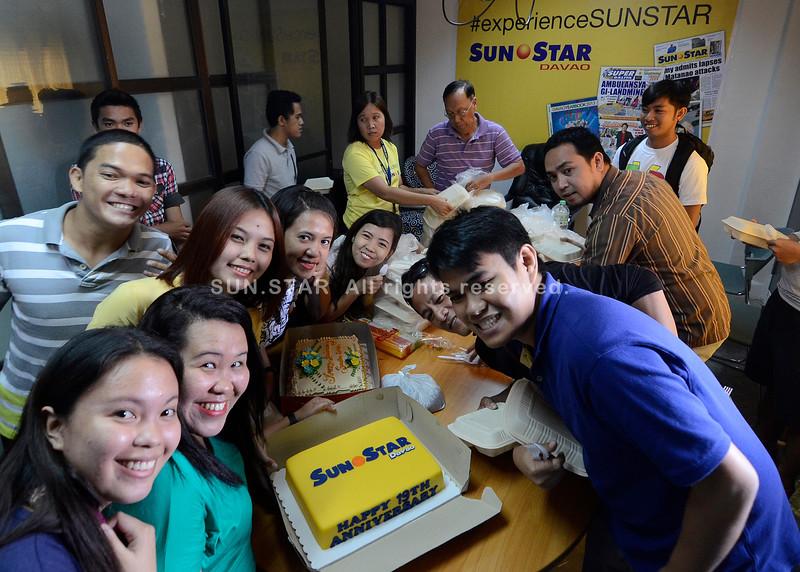 Sun.Star Davao anniversary celebration