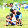 Ateneo vs Alcoy brawl in Aboitiz Football Cup