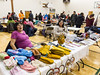 Christmas Bazaar at James Bay Education Centre in Moosonee.
