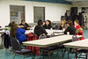Introudction to Negotiations Workshop presented by Moosonee lawyer Mary Chakasim as part of Annual General Meeting of Keewaytinok Native Legal Services.