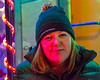 Christmas Train in Moosonee. Rebecca McGlynn.