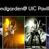 Soundgarden Slideshow @ UIC Pavillion with Live music from the show