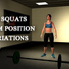 Air Squats and Arm Position Variations