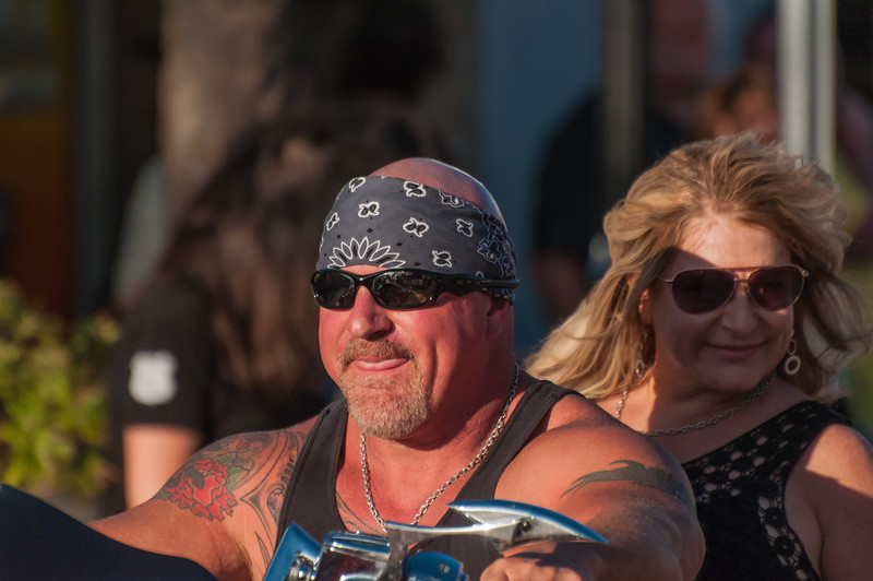 Bike Week 2014, Daytona Beach