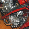 Moto Guzzi 1924 C4V 500cc engine ft rt