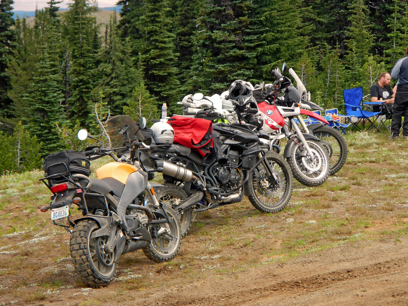 Best bikes on the mountain