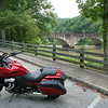 2014 Honda CTX1300 Deluxe at Cumberland Falls State Park in Kentucky