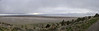 Goose Lake near Lakeview, OR. Mostly dried up now.