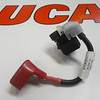 "2/2: DUCATI STARTER RELAY SOLENOID CABLE MULTISTRADA 1200 39740071A<br /> Thanks to:   <a href=""http://www.ducatiparts-online.com/"">http://www.ducatiparts-online.com/</a>"