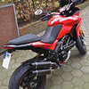 1/6: Multistrada 1200 tail tidy......tidy tail! by multistrada.at member 'Orish'  Multistrada 1200 Tail Tidy - Pillion Grab Rail Removed