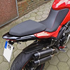 3/6: Multistrada 1200 tail tidy......tidy tail! by multistrada.at member 'Orish'  Multistrada 1200 Tail Tidy - Pillion Grab Rail Removed
