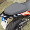 4/6: Multistrada 1200 tail tidy......tidy tail! by multistrada.at member 'Orish'  Multistrada 1200 Tail Tidy - Pillion Grab Rail Removed