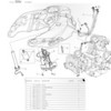 """Multistrada 1200 fuel tank components / assembly - schematic showing, fuel pipe connectors, fuel level sensor and fuel pump  <b><a target=""""_blank"""" href=""""http://www.motorcycleinfo.co.uk/index.cfm?fa=contentGeneric.wuyjdrgpolhdvlck&pageId=1156279"""">Multistrada 1200 / 1200S Resources</a></b>"""