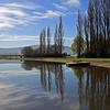Lake Waihola.