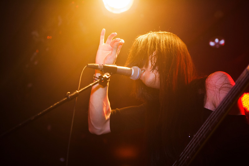 Bo Ningen_07_Dingwalls_4th April 2013_Simon Fernandez